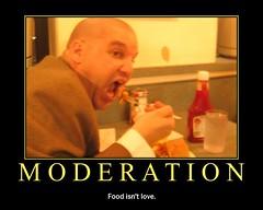Moderation (Matt Stratton) Tags: fdsflickrtoys motivator