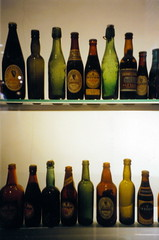 history of beer (Jennifer Hattam) Tags: ireland dublin beer europe bottles guinness repetition saintpatricksday mission75