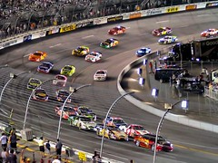 Getting ready for the Green (bobt54) Tags: tag3 taggedout tag2 tag1 racing richmond nascar rir busch bobt54