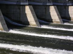 Gardiner Dam floodgates.jpg.2.Jul.7.05 (Gord4) Tags: 2005 june dam gardiner