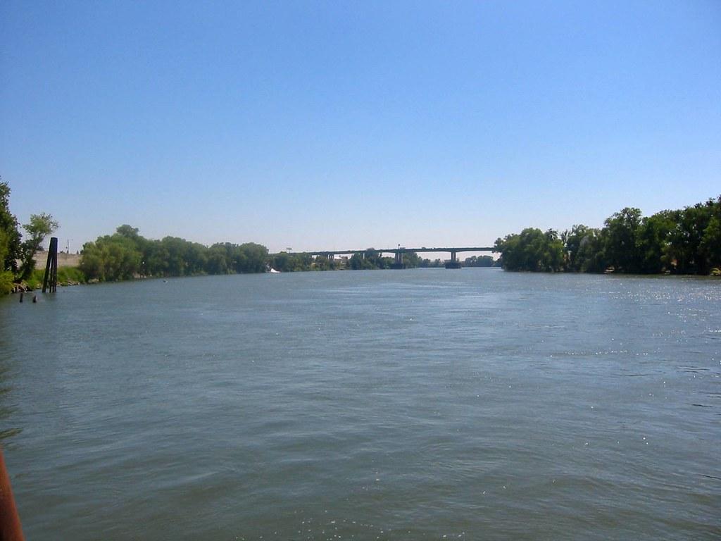 Sacramento River, Sacramento, California