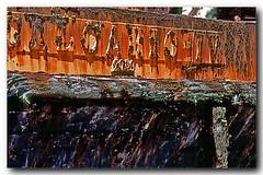 E o tempo levou Calcrio IV ficar assim (Z Lobato) Tags: brasil barco arraialdocabo zrobertolobato zlobato