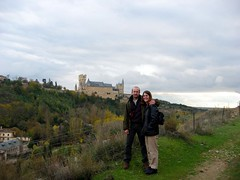 img_1106.jpg (cmrowell) Tags: chris espaa us spain petra segovia spain2002 castillayleon backpackpurse