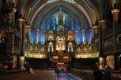 Basilique Notre-Dame - by caribb