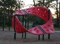 mobius (jcgoforth) Tags: playground strip math mobius