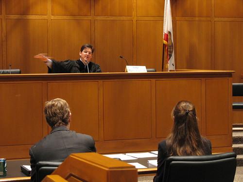 Presiding Judge Miles Ehrlich