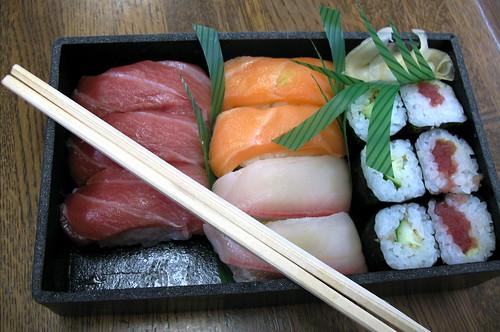 Lunch in Japan