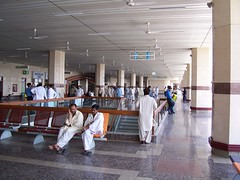 Lahore Airport (p0lly) Tags: pakistan airport international lahore iqbal allama