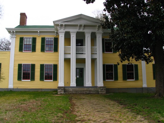 Sunnyside Mansion, Nashville