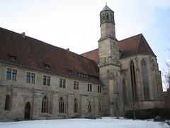 Predigerkloster, Erfurt (oliworx) Tags: 15fav building church topv111 germany deutschland thringen erfurt 2006 thuringia topv222 topv50 topv100 mytown topv200 topv300 wikipediaimage 200602 ccby oliworx