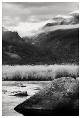 moraine park (cassandi) Tags: by landscape colorado with x d76 infrared rockymountainnationalpark nikonn90s kodakhie morainepark 8x12print orientalvc sandiwright cassandrawright