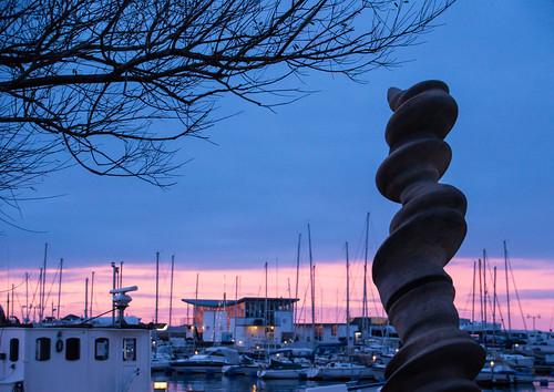 Helsingborg marina