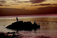 Pêcheurs Mauriciens Grand Baie (Tordobal84) Tags: ilemaurice maurice mauritius oceanindien archipeldesmascareignes grandbaie coucherdesoleil pêcheurs