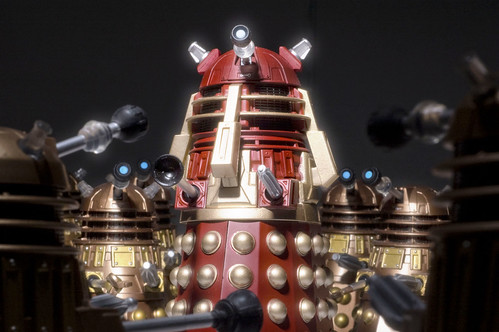 Supreme Dalek Rally