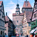 Rothenburg - Rôderbogen