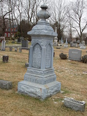 Rowayton CT Union Cemetery (Stevens) (caboose_rodeo) Tags: stevens zinc unioncemetery whitebronze rowaytonct rowaytonunioncemetery monumentalbronzecoset