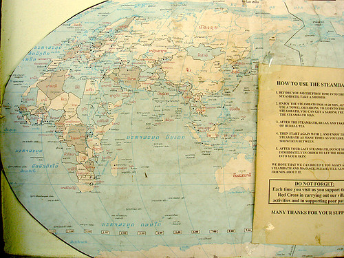 Asiacentric Map