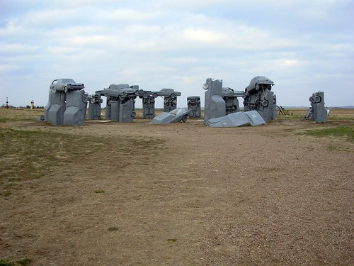 one last look at carhenge