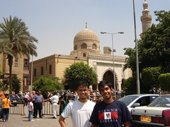 Masjid Sayyidah Nafisah, Kaherah, Mesir