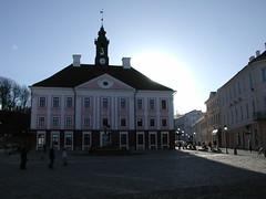 Tartu main  square