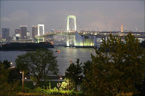 東京DAY4(新宿、台場、淺草寺)121