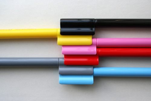 faber castell clip pens
