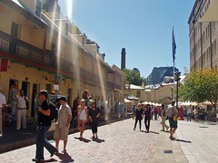 The Rocks Market 8