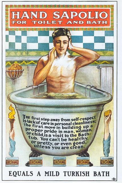 Sapolio Soap, 1900