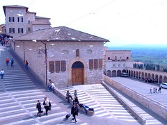St Frances Basilica (Scott Rathbone) Tags: italy church assisi