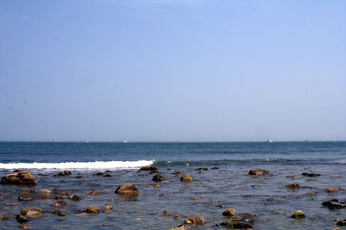 View of the Atlantic from Montauk