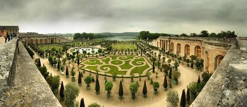 Château de Versailles - L'Orangerie - 26-05-2007 - 17h31