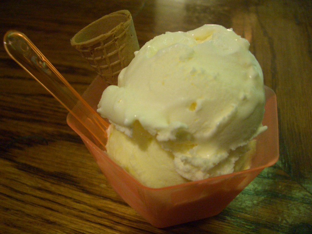 Limoncello and Cedro Gelato