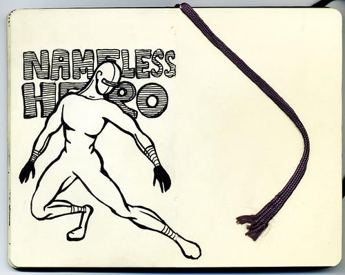 Moleskine nameless_hero