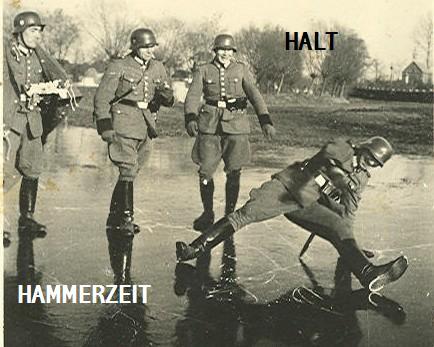 Gettit? Hammertime?