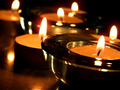 (Mohd Al-Harbi) Tags: light orange dark candles dof angle flame