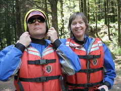 Rafting the North Umpqua