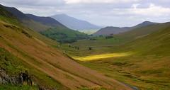 Light on the Derwent fells (Ennor) Tags: light england sunlight geotagged nationalpark bravo searchthebest lakedistrict may valley cumbria fells weeklysurvivor 2007 lakedistrictnationalpark supershot specland derwentfells wtmwchallengewinner s05050 geo:lat=54547675 geo:lon=3248692