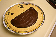 Happy Peanut Butter Pie