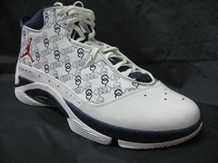 Air Jordan Melo M5 Olympic PE new PICS