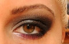 Eye Makeup (InfiniteLOve888) Tags: face eyes goth makeup powder foundation hazeleyes mascara primer eyeshadow eyebrows eyeliner blackeyemakeup redmakeup makeupeyes shadowingmakeup