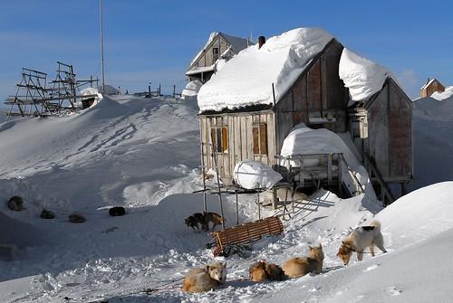 Maison de Tiniteqilaq - Groenland