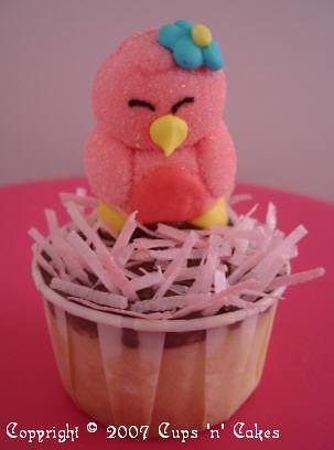 Pink Birdie
