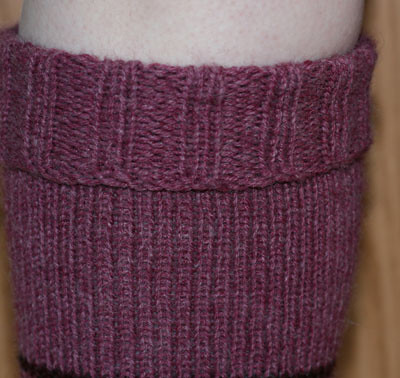 Cuff Stockings
