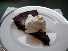 One Pot Sour Cream Chocolate Cake