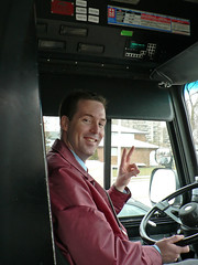 Canadian Bus Driver