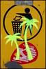 Yellow on yellow, black and red (Dit is Suzanne) Tags: 01042007 nederland netherlands нидерланды groningen гронинген paterswoldseweg noorderpoortcollege ©ditissuzanne graffiti geel yellow желтыйцвет zwart black черныйцвет img5284 canondigitalrebel stencil views200