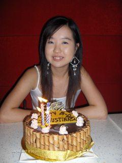 justina cake