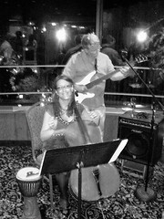 Engagement party (John Althouse Cohen) Tags: music wisconsin madison cello engagementparty