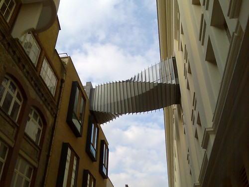 Covent Garden, the bridge of aspirations