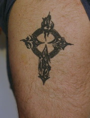 Tattoo Tribal Cross Designs